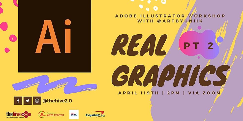 Adobe Illustrator Session with @artbyuniik