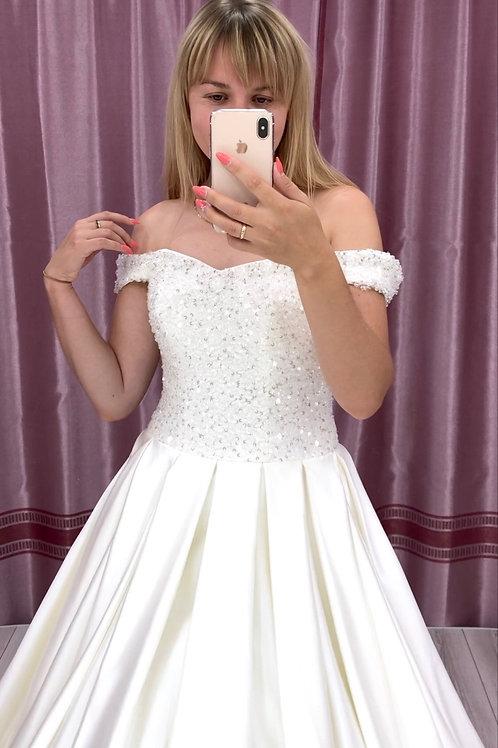 Свадебное платье Виталина