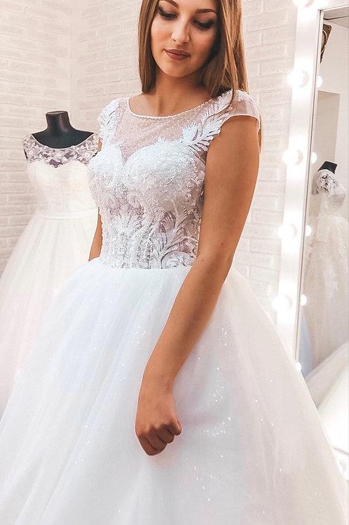 Свадебные платья Сахарок