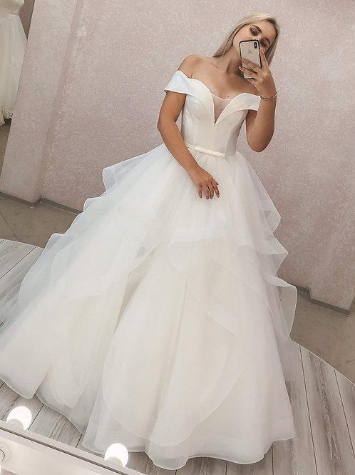 пышное свадебное платье PATRISIA