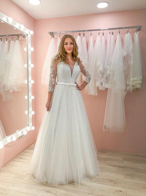 Свадебное платье Силвер, рукав