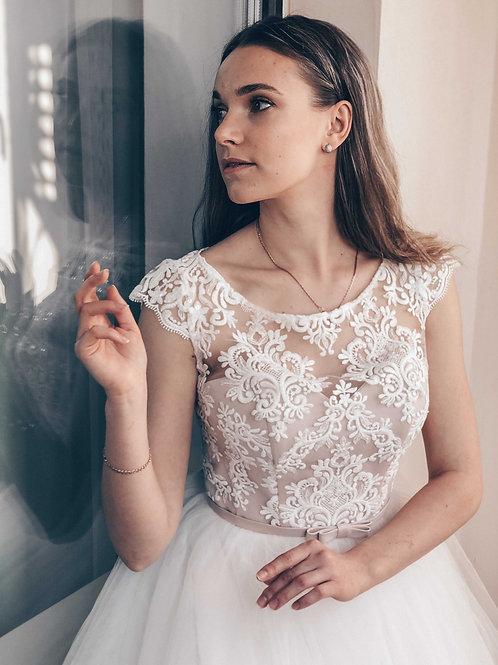 Свадебное платье Августина