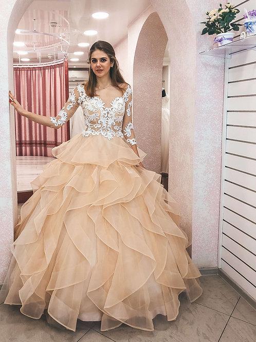 свадебное платье Калифорния