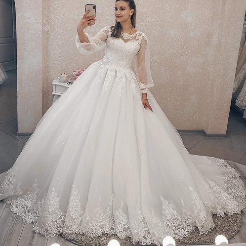 Свадебное платье Наина