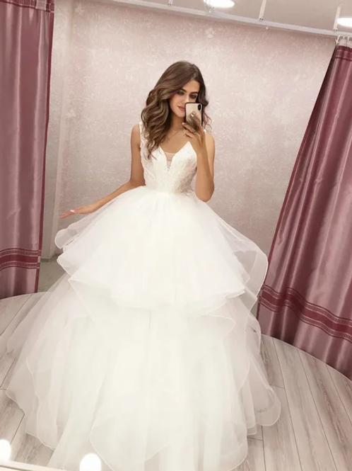 Свадебное платье PATRISIA
