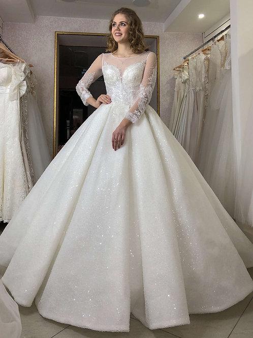 Свадебное платье Премиум