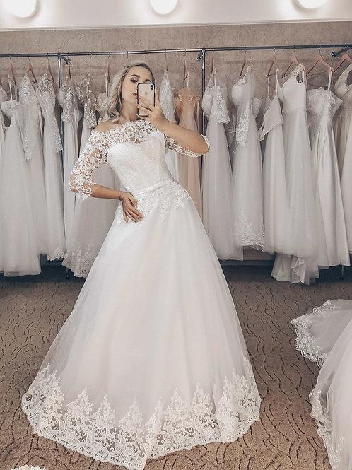 Свадебное платье Шантиль