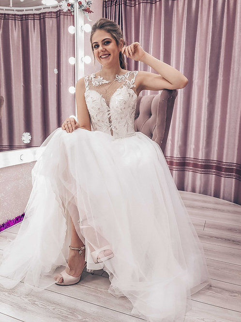 Свадебное платье Рада