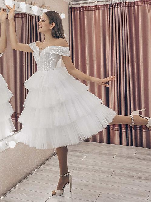 Свадебное платье Бэбби