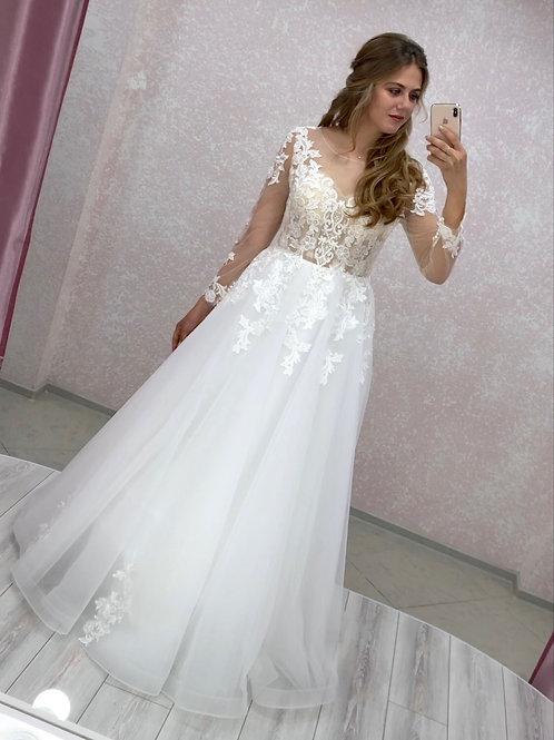 Свадебное платье КАПРИЗ