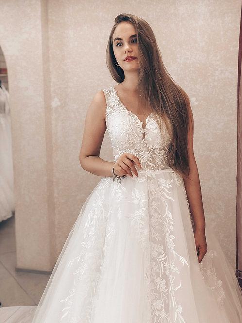 свадебное платье Регина, СВАДЕБНОЕ ПЛАТЬЕ ВОРОНЕЖ
