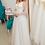 Thumbnail: Свадебное платье Сильвер, размер 46-48