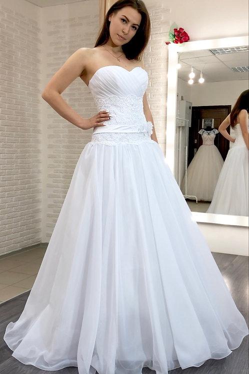 свадебное платье Анюта