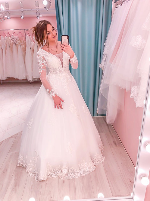 Свадебное платье Алёна