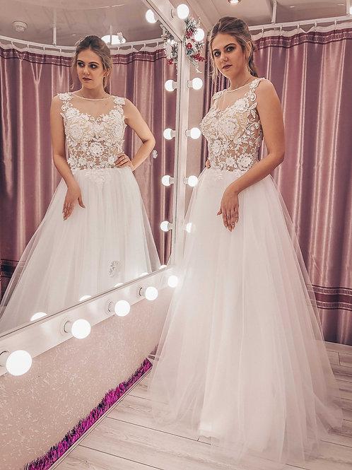 Свадебное платье Весна