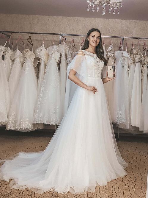 легкое свадебное платье Roksana