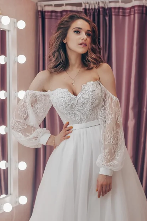 Свадебное платье Селена