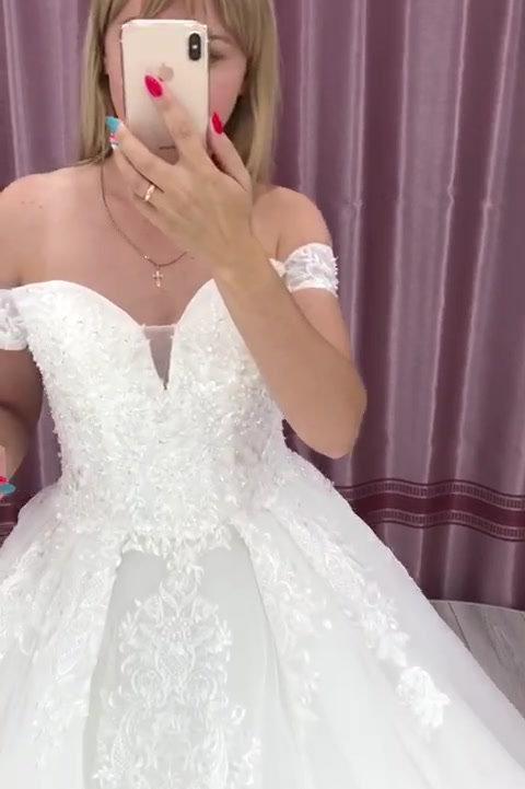 свадебные платья Леди