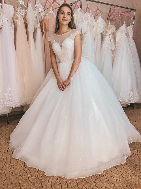 свадебное платье Сахарок