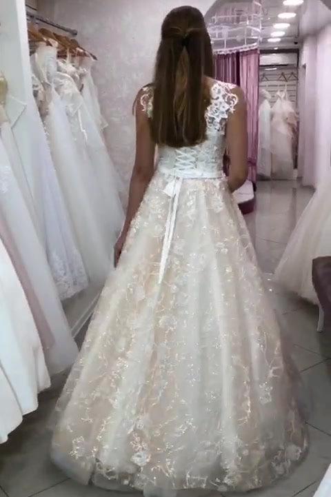 свадебное платье Юлия