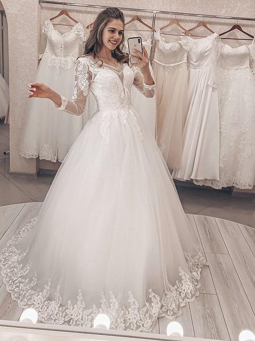 свадебное платье VANILLA