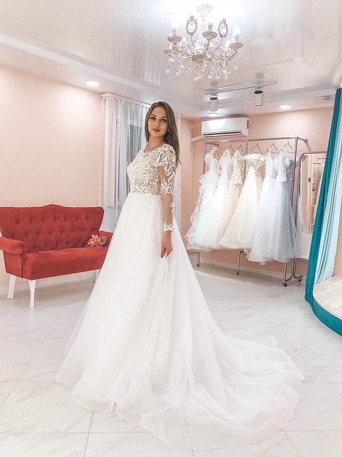 Свадебное платье Дженифер