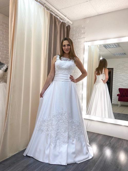 Свадебное платье Саша