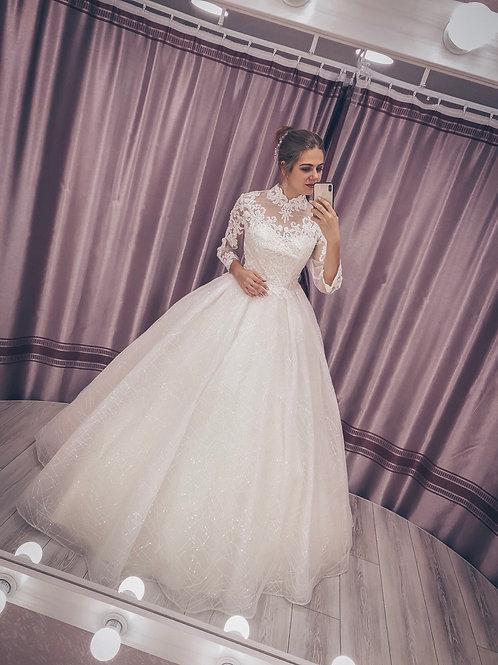 Пышное свадебное платье Грэмми