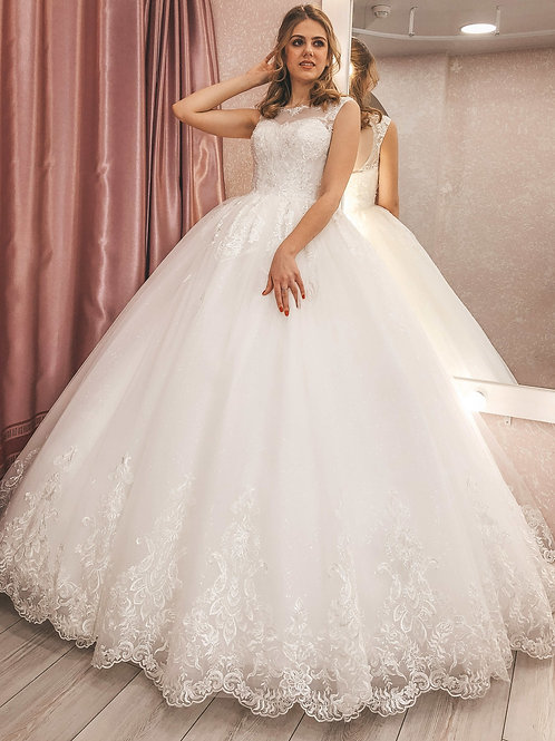 свадебные платья Мирелла