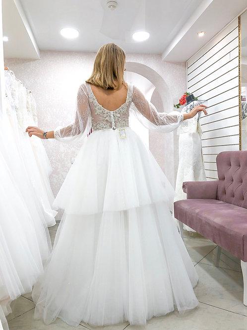 Свадебное платье Снежана
