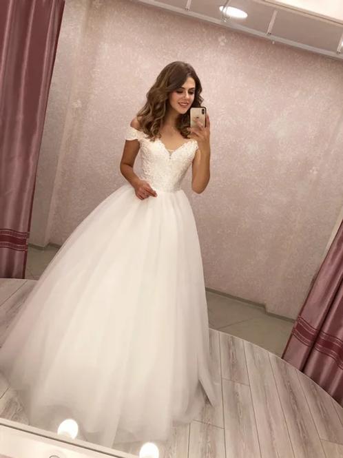Свадебное платье Леди