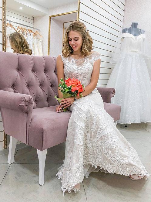 Свадебное платье Морокко рыбка