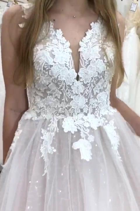 Свадебное платье видео, ТРИУМФ