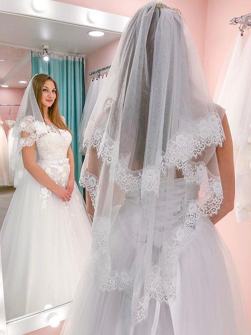 Свадебное платье Жанет