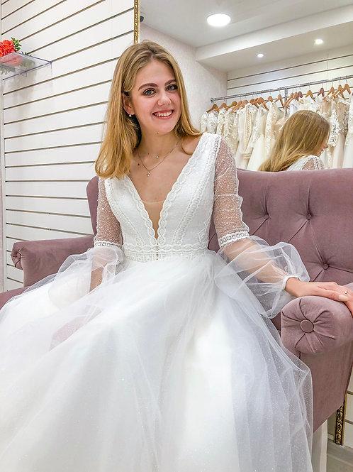 Свадебное платье Мексика