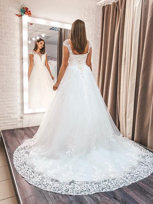 Божена свадебное платье