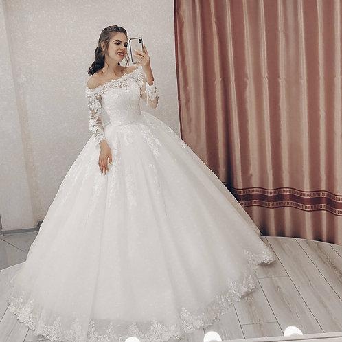 Свадебное платье Зина