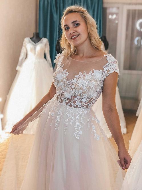 свадебное платье Kamilla