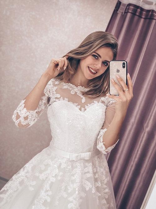 Свадебное платье Морозко