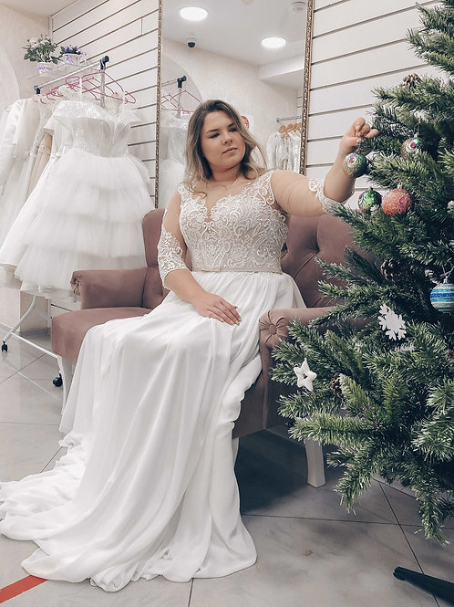 Свадебное платье Николетта 48-50