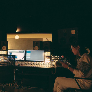 Before Recording - In The Control Room