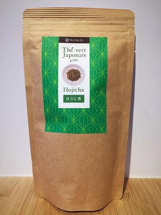 Hojicha (thé vert grillé) 100g feuille
