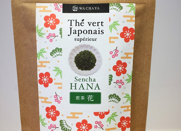 Sencha HANA (thé vert supérieur) 100g feuille