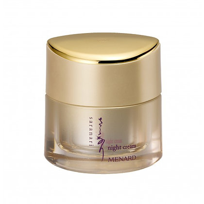 SARANARI Night cream (menard)
