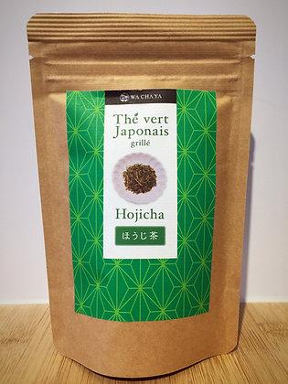 Hojicha (thé vert grillé) 50g feuille