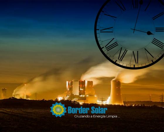 Energías Sucias (no renovables)