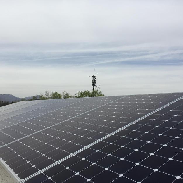 Sistema de 2.61 kWDC