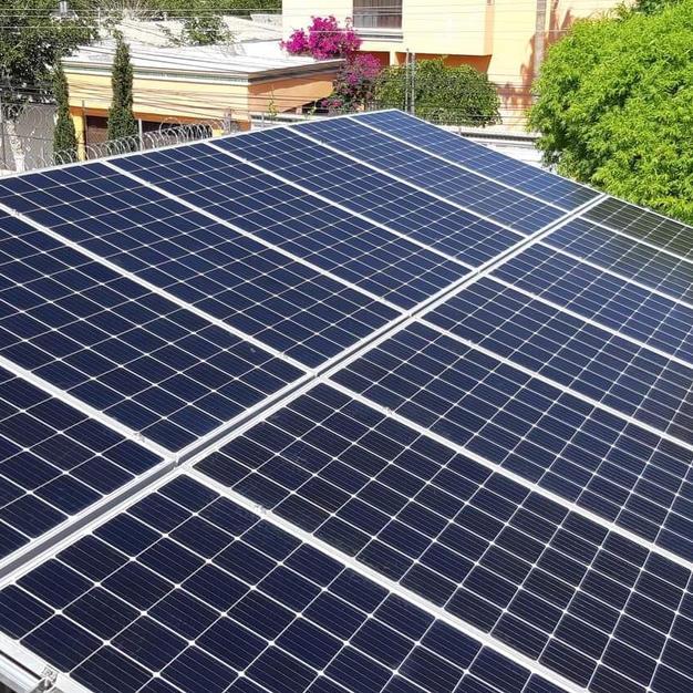 Sistema de 8.46 kWDC
