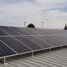 Sistema de 13.16 kWDC