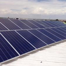Sistema de 15.00 kWDC